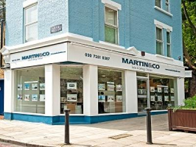 New Property Management Office in Battersea Reach