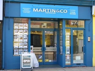 Photo of Maidenhead branch