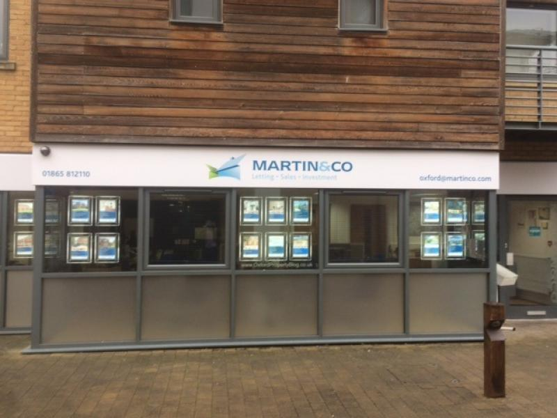 Exciting opportunity for a Property Manager to join Martin & Co Oxford