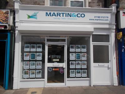 Wargrave Wolves join Martin & Co.!