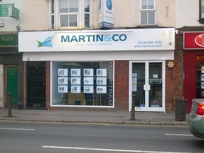 Photo of Reading Caversham branch