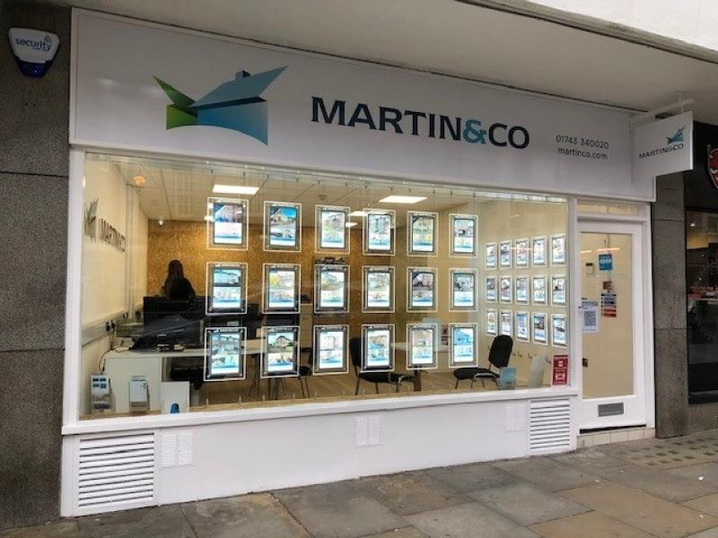I love Martin & Co Shrewsbury