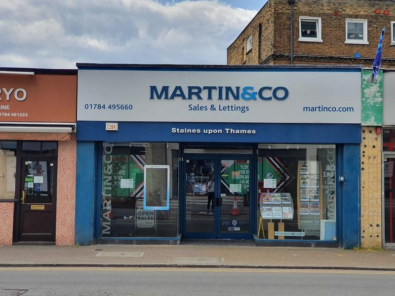 Martin & Co Staines shortlisted for customer service awards