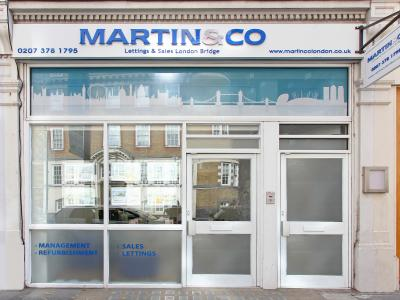 Get your property noticed with Martin & Co's super fast search