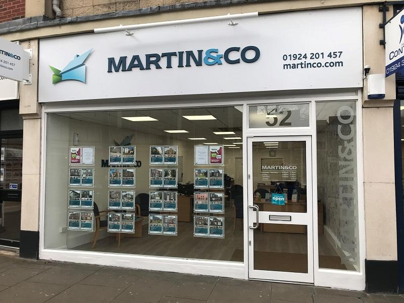 Another busy week at Martin&Co - Wakefield