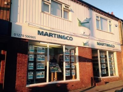 Martin&Co boss  'delighted' at being Nantwich Show sponsor