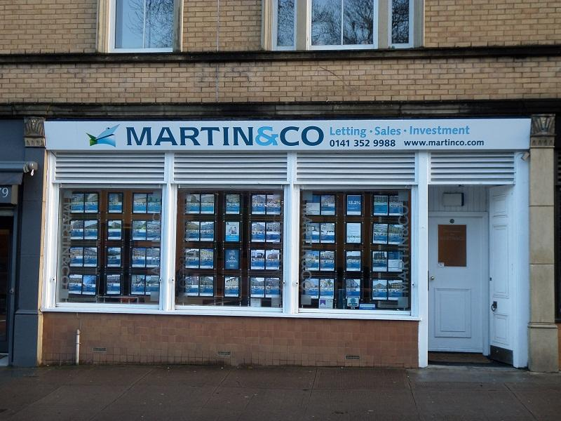HMO flats available at Martin an Co